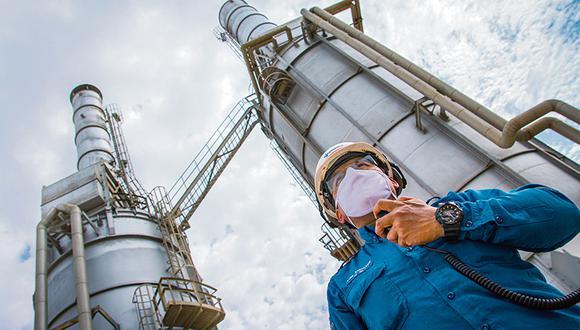 Camisea resaltó que el 50% de la energía del país proviene del gas natural. (Foto: GEC)