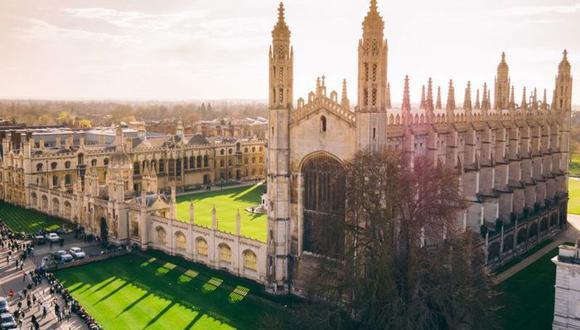 Cursos gratis online de la Universidad de Cambridge en Reino Unido (Foto: Cam.ac.uk)