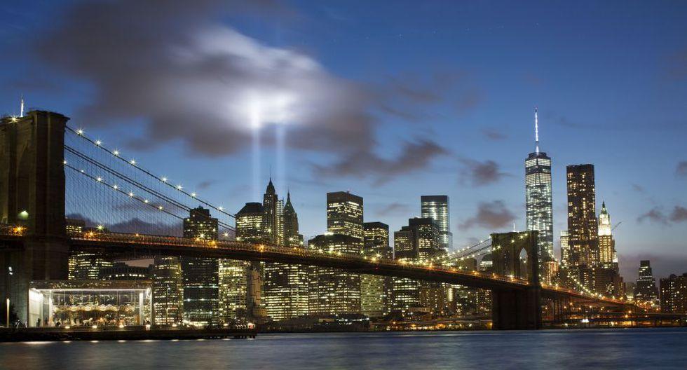 La reconstrucción del World Trade Center en Nueva York está a punto de completarse.