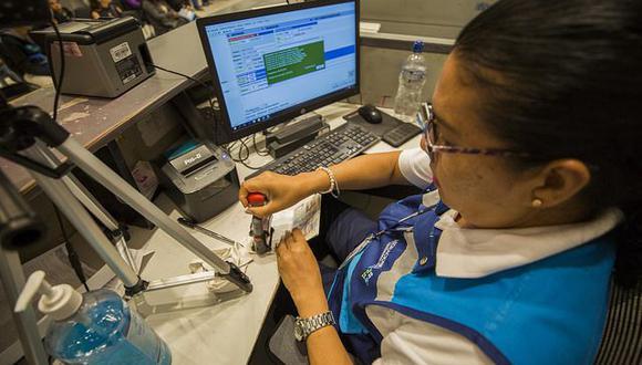 Un total de 1,630 venezolanos ingresaron ayer al Perú. (Difusión)