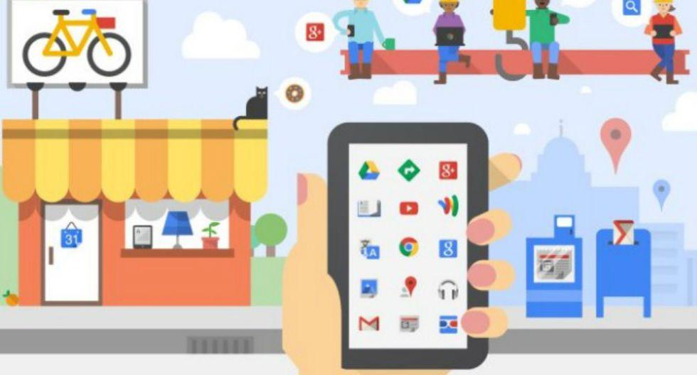 2. Alphabet, la compañía antes conocida como Google reportó un incremento de 18% en sus ingresos al sumar USD 21.329 millones en el último trimestre del 2015. (Foto: AFP)