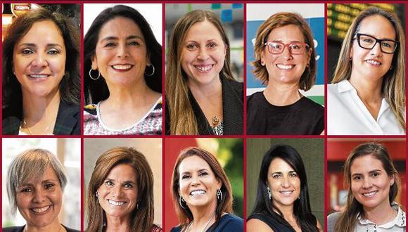 Mujeres Ejecutivas | Top 10 de ejecutivas peruanas con mejor manejo de su marca digital