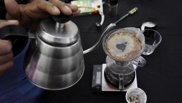 Pese a la pandemia, los cafetaleros bolivianos lograron exportar su producto, agregó Ruth Vidaurre, quien es también representante de la Federación de Caficultores Exportadores de Bolivia. (Foto: EFE)