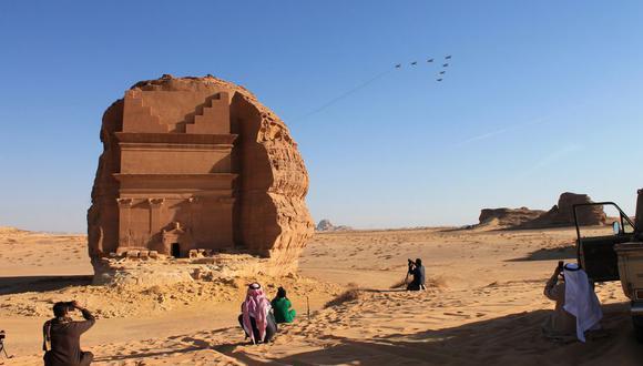 El conservador reino islámico ha sido durante mucho tiempo uno de los países más difíciles de visitar en el mundo.