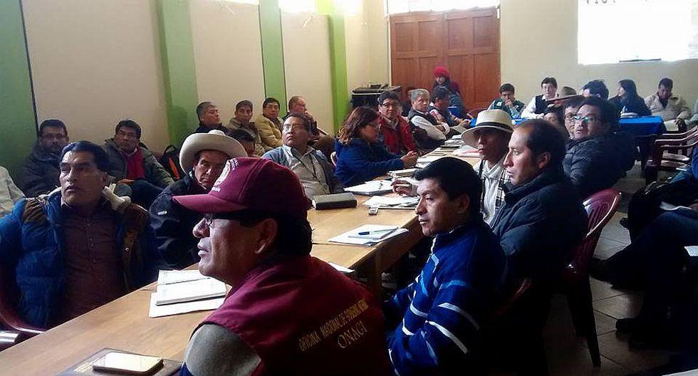Mesa de Diálogo para el Desarrollo Sostenible de Cotabambas