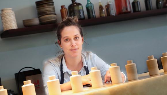 Experiencia. La chef Pía León ha pasado por las cocinas de Astrid y Gastón en Lima y la del Hotel Ritz en Nueva York.