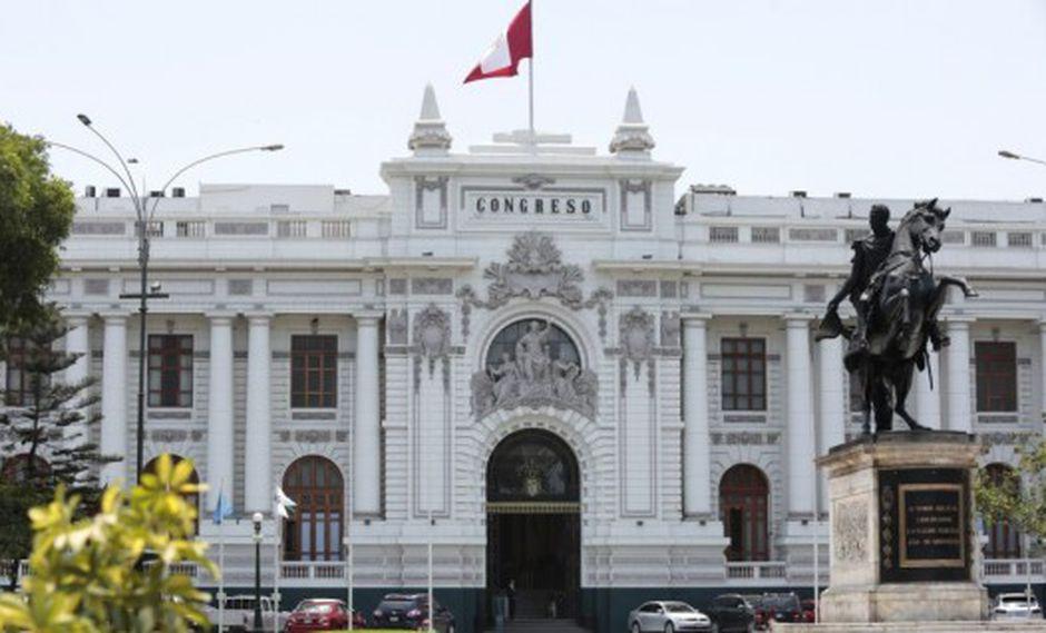 Congreso de la República. (Foto: USI)
