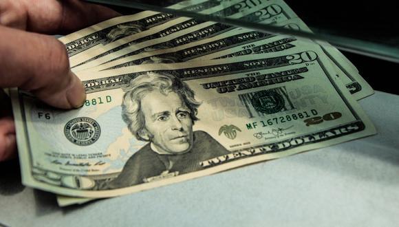 El dólar acumula una ganancia de 9.98% en lo que va del 2021. (Foto: GEC)