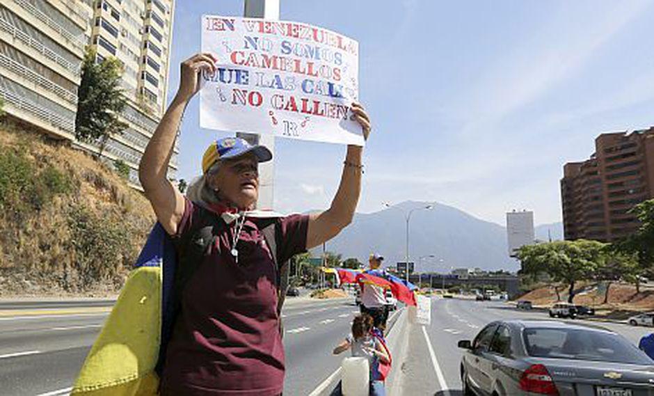 Crisis en Venezuela EN VIVO: Toda la información sobre la situación venezolana en directo. El país sudamericano sufre apagones y escasez de alimentos. (Foto: AP)