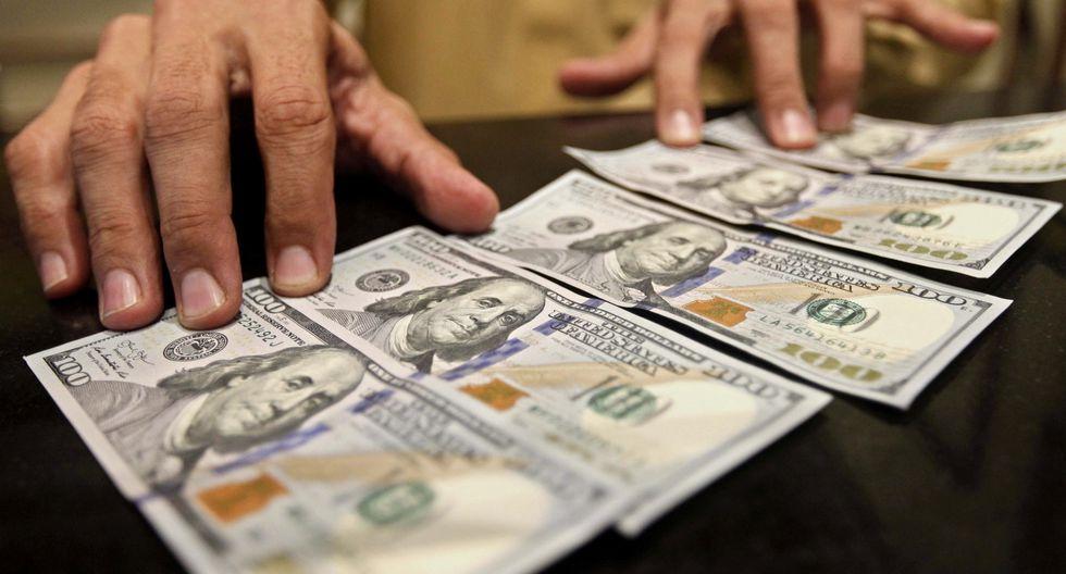Al cierre del miércoles, el dólar se cotizó a S/ 3.331. (Foto: EFE)