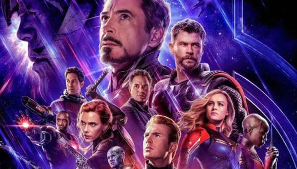 EL estreno mundial de Avengers Engame fue el 25 de abril.  (Foto: Marvel Studio)