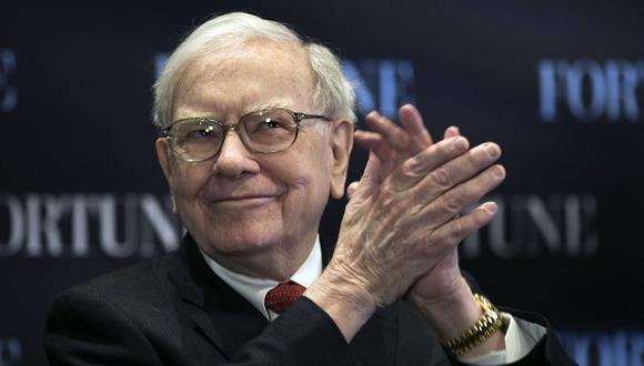 El multimillonario Warren Buffett también redujo su participación en JPMorgan Chase