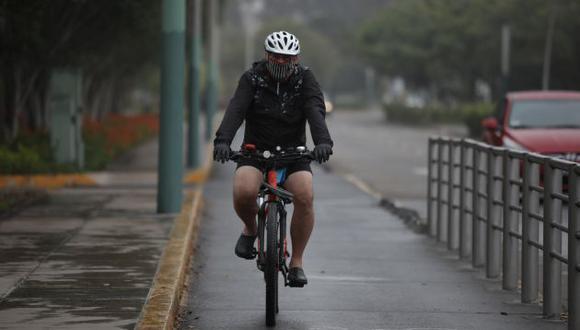 Uno de cada tres hogares cuenta con una bicicleta. (Foto: Anthony Niño de Guzman \ GEC)