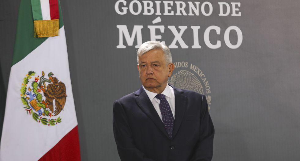 La segunda economía de América Latina entró en una leve recesión y cayó un 0.01% durante el primer año de gestión del presidente Andrés Manuel López Obrador, afectada por un desplome en la inversión tanto del gobierno como del sector privado. (Foto: AFP).