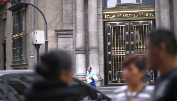 La plaza bursátil de Lima terminó la jornada del martes con resultados negativos. (Foto: GEC)
