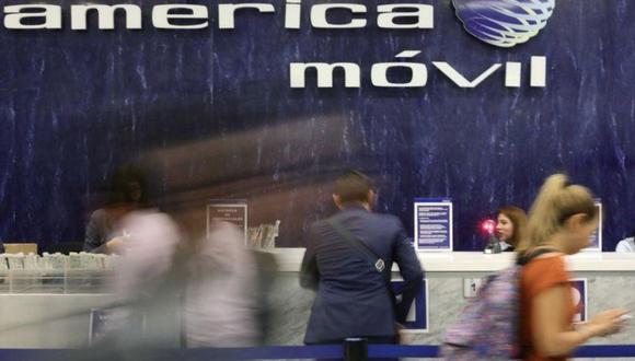América Móvil (Foto: Reuters)