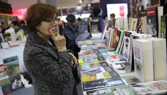 La Feria Internacional del Libro de Lima este año se realizó de manera virtual. (Foto: GEC)