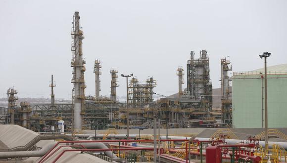 Sector hidrocarburos. (Foto: Manuel Melgar / GEC)