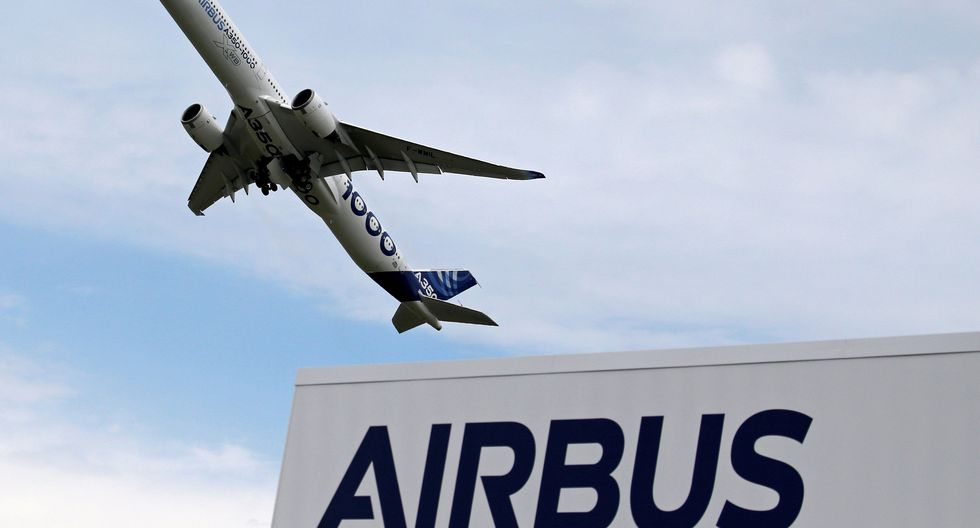 Airbus. (Foto: Reuters)