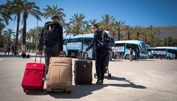 Turismo. (Foto: AFP)