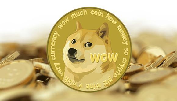 Dogecoin, la criptomoneda basada en un meme.