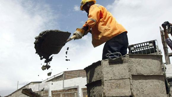 Pese a la pandemia, y a través de la autoconstrucción, las familias continuaron haciendo arreglos en sus hogares. (Foto: USI)