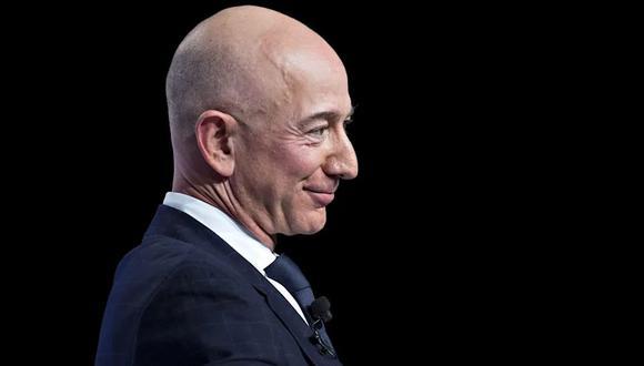 El repunte de Bezos es incluso mayor que aquel durante el aumento de las acciones de Amazon en el 2020, cuando su patrimonio neto superó los US$ 206,900 millones durante la pandemia. (Bloomberg)