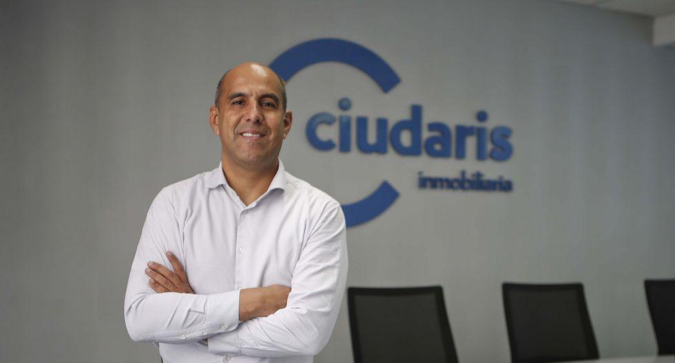 Emprendedor. Ricardo Arbulú inició en el rubro de consultoría e investigación de mercados en 1999.