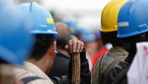El gobierno busca formalizar a 22,000 mineros al 2019 de los 53,690 identificados en el territorio nacional. (Foto: USI)<br>