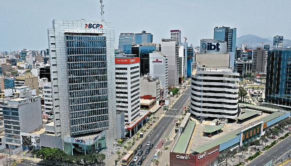 El sector financiero del Perú se pronunció sobre el cambio climático. (Foto: GEC)