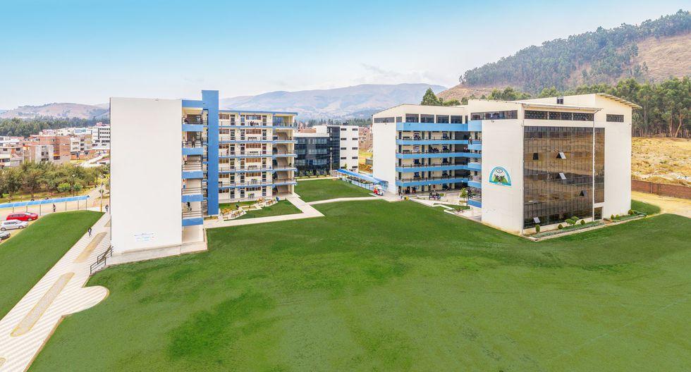 La Universidad Peruana Los Andes obtuvo el licenciamiento institucional por el lapso de seis años. (Foto: Facebook UPLA)
