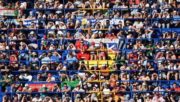 La fiebre del fútbol puede degenerar en comportamientos lamentables de parte de los hinchas en Rusia 2018. (Foto: AFP)