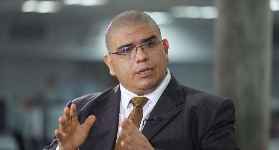 Fernando Castañeda, sería el nuevo Ministro de Justicia (Foto: GEC)