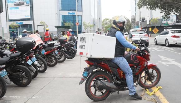 Servicios de delivery (Foto: GEC).