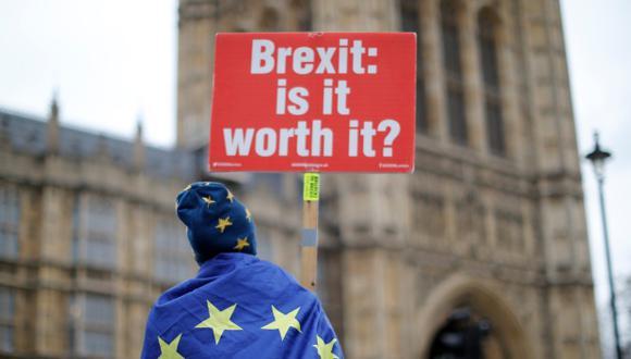 El ministro Hunt también criticó el artículo publicado por el presidente de Francia, Emmanuel Macron, en el que critica la decisión de los británicos de salir de la Unión Europea. (Foto: AFP)