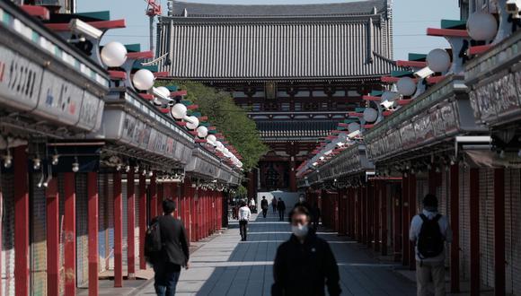 """""""Resulta muy difícil anticipar cuándo volverán los visitantes a Japón"""", dijo Miyamae. (Bloomberg)"""