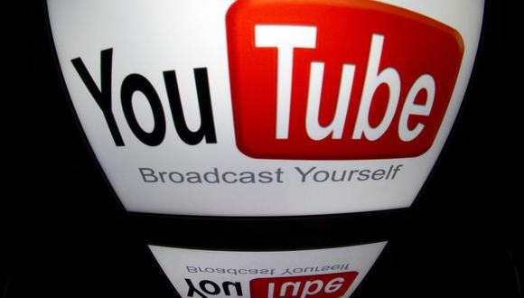 Google busca contrarrestar el odio en YouTube. (Foto: AFP)