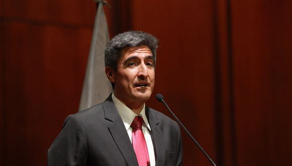 Alejandro Neyra negó haber conocido a 'Richard Swing' cuando fue ministro de Cultura en el 2018. (Foto: Andina)