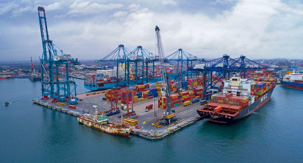 Puerto del Callao. (Foto: MTC)