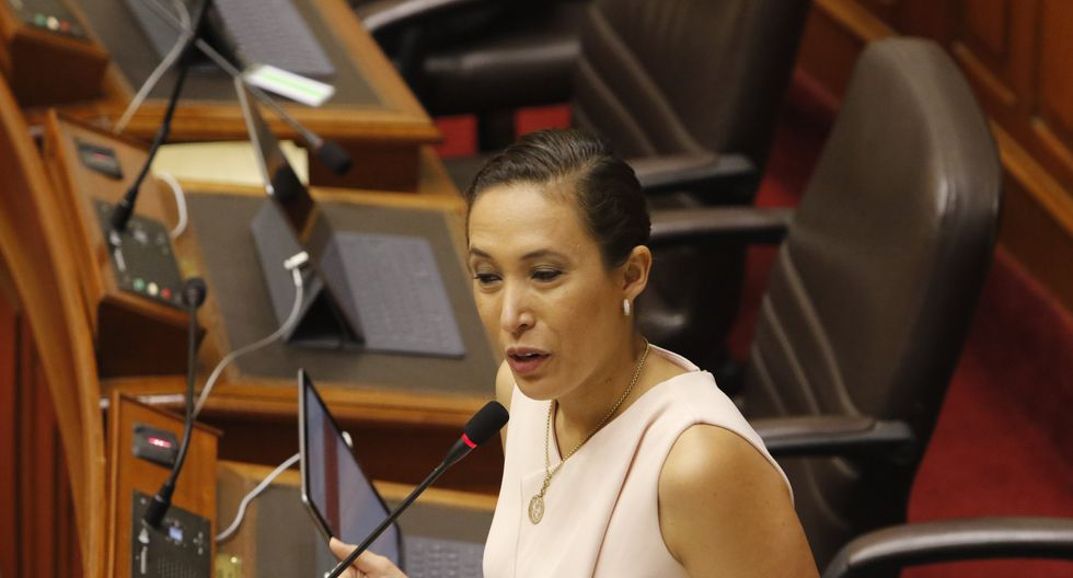 Paloma Noceda denunció a Luis López Vilela por tocamientos indebidos el pasado 11 diciembre. (Foto: GEC)