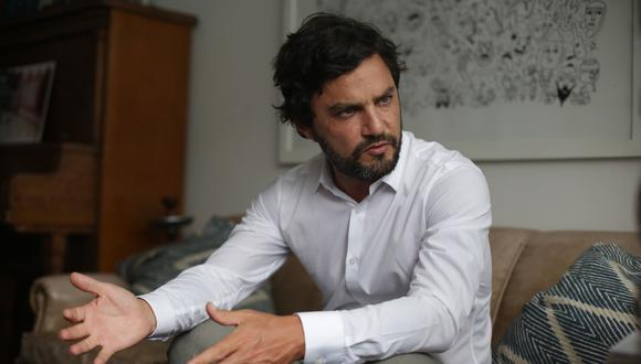 Daniel Olivares es congresista de la República por el Partido Morado y será investigado por revelar que es consumidor de marihuana. (Foto: GEC)