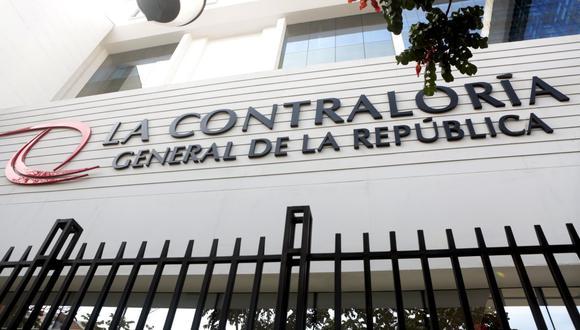 La Contraloría General de la República. (Foto: GEC)