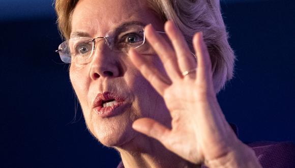 Elizabeth Warren. (Foto: EFE)