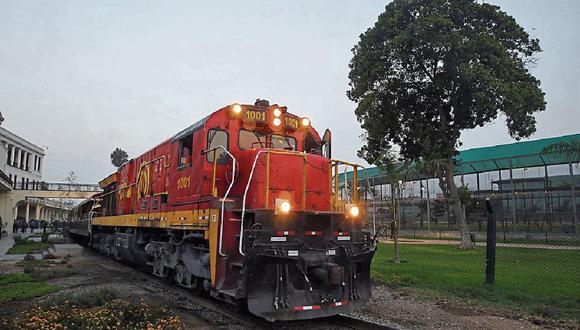 Tren Macho. Hay cuatro consorcios, en su mayoría chinos, interesados. (Foto: Difusión)