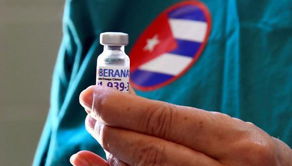 Bolivia, Argentina, México y Jamaica han expresado su interés en adquirir o incluso producir la vacuna cubana. (Foto de Joaquín Hernández / AFP).