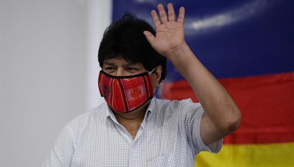 Luis Arce es el candidato elegido por Evo Morales.