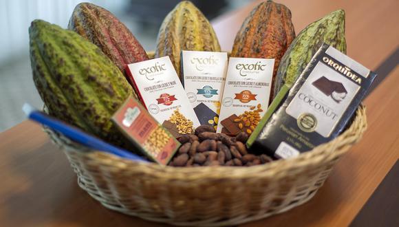Productores de cacao prevén dejar de producir progresivamente materia prima para incentivar la producción de chocolate, un producto con mayor valor agregado. (Foto: GEC)