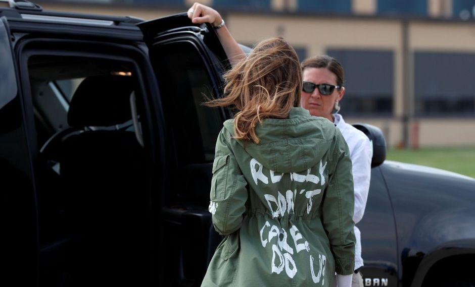 Melania Trump. (Foto: Reuters)