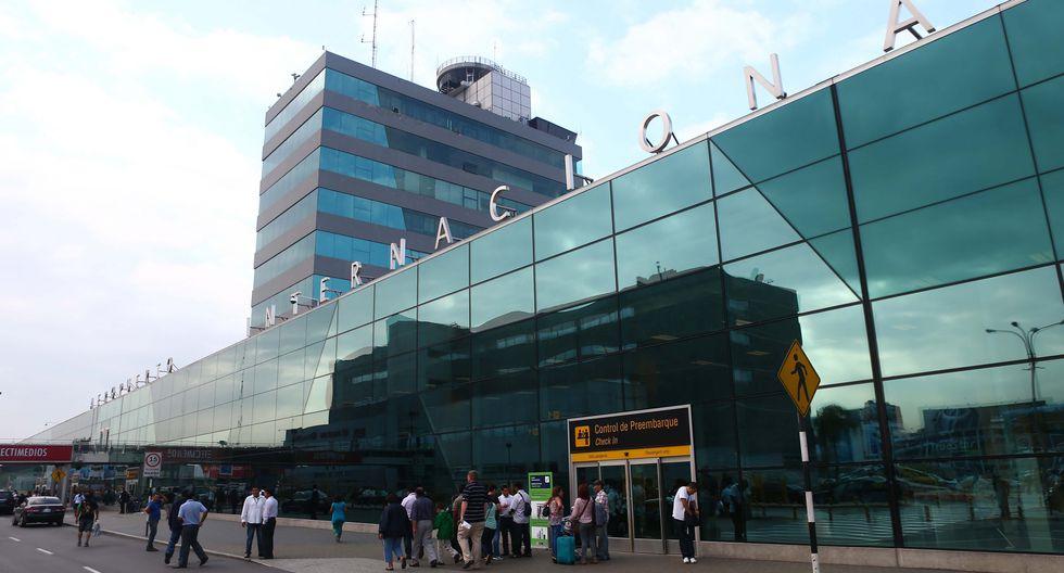FOTO 11 | Aeropuerto Internacional Jorge Chavez ( Perú)