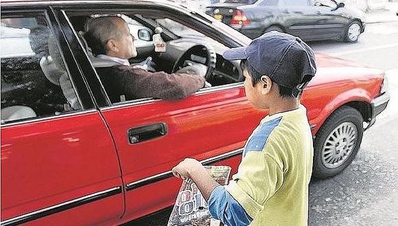 La deserción escolar genera una mayor incidencia de trabajo infantil.
